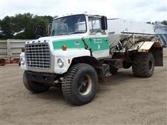 1974 Ford LN750 Floater Spreader Truck W/Willmar Electra Box