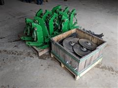 John Deere XP Shanks