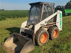 Bobcat 642B Skid Steer
