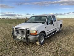 1999 Ford F250XL 2WD Crew Cab Pickup