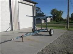 Wedekind MFG Panel Trailer