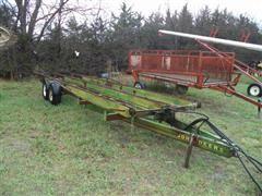 John Deere 300 Hay Mover