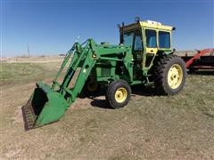 John Deere 2840 Tractor W/640 Loader