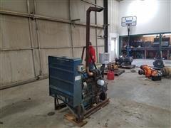 Ford 401 6 Cylinder Diesel Power Unit