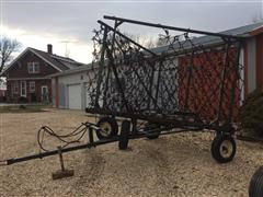 Fuerst 30' Flexible Tine Harrow