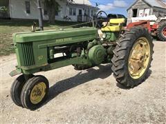 John Deere 50 2WD Tractor