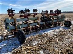 Lilliston 3-Pt Row-Crop Rolling Cultivator