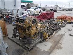 Caterpillar 3408 Direct Injection V-8 Turbo-Diesel Engines & Parts