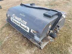 Sweepster Heavy Duty Sweeper Hopper