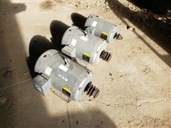 Baldor Reliance 3 Phase Electric Motors