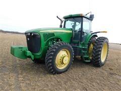 2003 John Deere 8220 MFWD Tractor