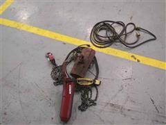 Dayton Chain Hoist