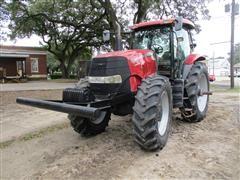 2010 Case IH Puma 180 MFWD Tractor