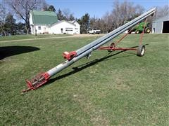 "Feterl 8""X34' Auger"