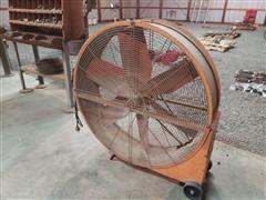 Z-Breeze Industrial Shop Fan