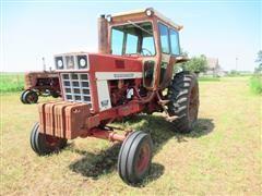 1972 International Harvester F766 2WD Diesel Tractor