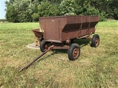 Steel Barge Wagon