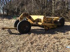 Ashland 600 D Scraper
