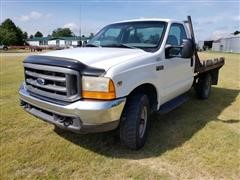 1999 Ford F250 4x4 Pickup
