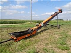 Batco 1535 FLTD Portable Conveyor