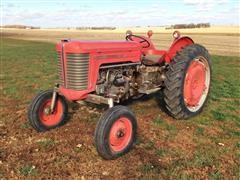1957 Massey Ferguson 50 Hi-Crop 2WD Tractor