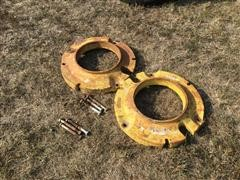John Deere Bolt-On Rear Wheel Weights