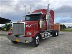 2007 Western Star 4900FA T/A Truck Tractor