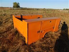 Stahl Pickup Utility Box