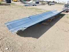 Behlen Galvanized Roof Panels/Windbreak Panels