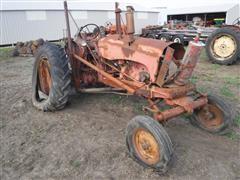 1953 Massey Harris 33 2WD Tractor