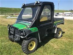 2011 John Deere 625I 4X4 XUV Yard Cart