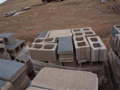 "8"" X 16"" Cinder Blocks"