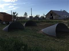Livestock Shelters & Mineral Feeder