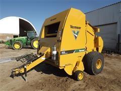 2018 Vermeer 605N Corn Stalk Special Round Baler