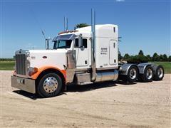 2006 Peterbilt 379 Tri/A Truck Tractor