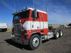 1981 Freightliner COE T/A Truck Tractor
