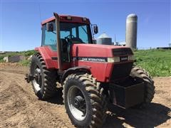 1990 Case IH 7130 MFWD Tractor