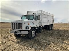 1991 International (Assembled) T/A Silage Truck