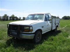 1997 Ford F250 Service Truck