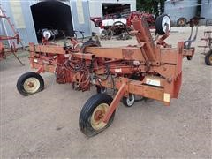 Krause 4608 8 Row Crop Cultivator