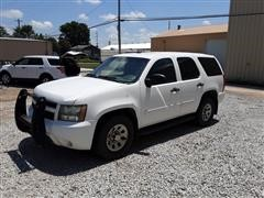 2011 Chevrolet Tahoe K1500 Special Service 4x4 SUV