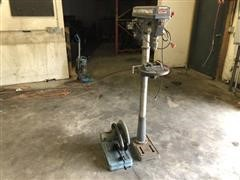 Clarke Drill Press & Chop Saw