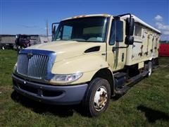 2011 International 4300 Cold Delivery Truck