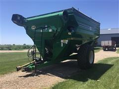 2006 J&M 875-18 Grain Cart