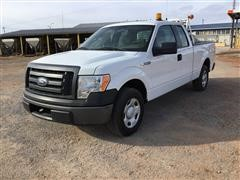 2009 Ford F150 XL Extended Cab Pickup