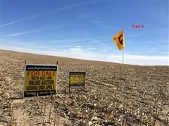 Tract #6:  645.82+/- Acres Red Willow County, NE