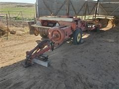 International 430 Wire Baler