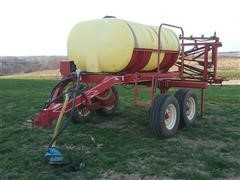 Kuker 45' Pull Type Sprayer