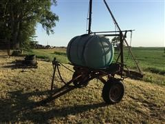 200-Gallon Pull-Type Sprayer W/30' Boom