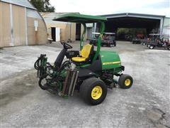 2014 John Deere 7500 Fairway Mower